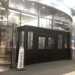 A winter vestibule for the Marriott by NYC Signs & Awnings