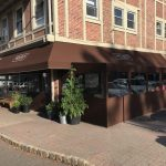 A seasonal enclosure for Arturo's by NYC Sign's & Awnings