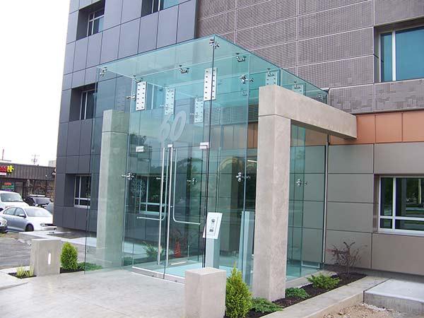 Glass Vestibules Winter Vestibule, Glass Vestibule Entry